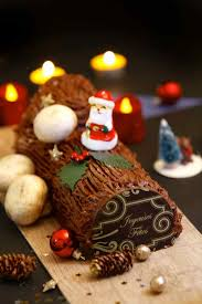 cuisine buche de noel chocolate yule log authentic recipe 196 flavors