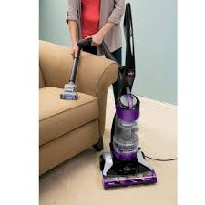 Wet Vacs At Lowes by Shop Bissell Cleanview Deluxe Pet With Cord Rewind Bagless Upright