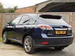 lexus rx hybrid for sale uk lexus rx rx 450hluxury facelift model for sale high wycombe