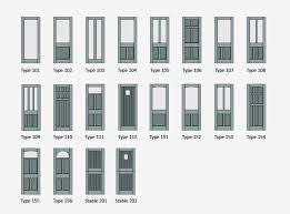Exterior Door Types Timber Front Doors Styles New Home Door Pinterest Doors
