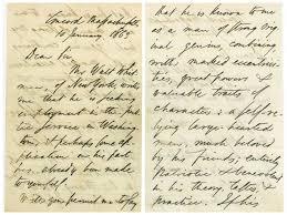 ralph waldo emerson walt whitman job recommendation letter