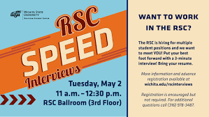 Bring Resume To Interview Rhatigan Student Center Human Resources Rsc Speed Interviews