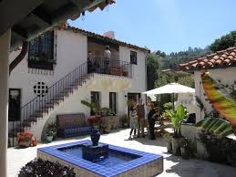 hacienda style homes with courtyards homes photo gallery