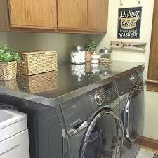 laundry room table top organizing ideas for every laundry room organizing with style