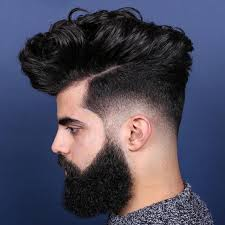 40 statement hairstyles for men with thick hair thicker hair