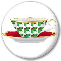 christmas tea party favors christmas tea cup teapot magnet favors in gift box roses and teacups