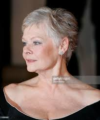 how to get judi dench hairstyle dame judi dench turns 75 photos and images getty images