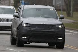 Jeep News And Rumors 707hp Hellcat Powered Jeep Grand Cherokee Coming In 2017 Road