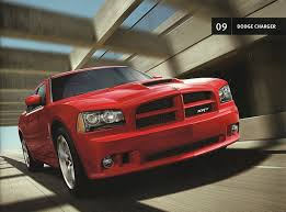 2009 dodge charger bee 2009 dodge charger sales brochure catalog 09 and 50 similar items