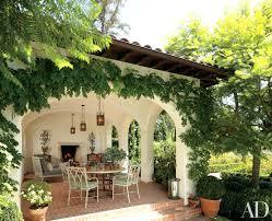 patio ideas spanish style patio cover designs spanish style