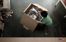 fedex courier services
