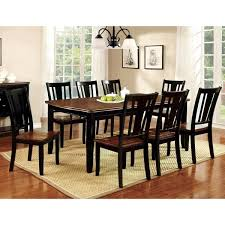 furniture of america betsy jane 9 piece country style dining set