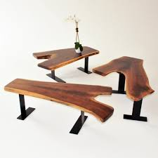 walnut coffee table furniture rentals for special events