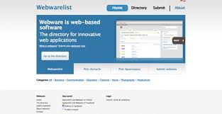 web applications web based software online software as a service