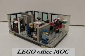 lego office lego office moc youtube