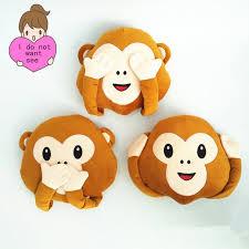 imagenes de animales whatsapp emoji almohadas para whatsapp peluches y animales de peluche mono
