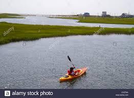 massachusetts cape cod dennis port swan river kayak kayaker