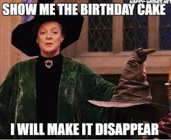 Harry Potter Funny Memes - 15 harry potter funny birthday meme happy wishes