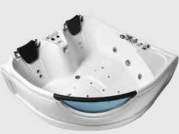 Bathtubs With Jets Ariel Bt 150150 Whirlpool Bathtub With Hydro Massage Amazon Com