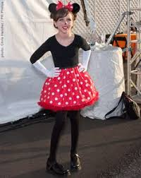 Cute Halloween Costume Ideas Teenage Girls Minnie Mouse Halloween Costume