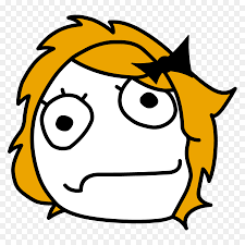 Meme Girl Face - rage comic internet meme trollface know your meme girl face png