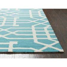 Teal And Green Rug 7 X 9 Outdoor Rugs Rugs The Home Depot