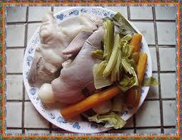 comment cuisiner la tete de veau tête de veau et pied de veau aux légumes d hiver les zazaneries