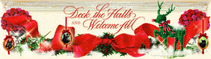 the halls and welcome all