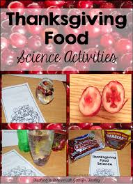 thanksgiving science activities with cranberries thanksgiving