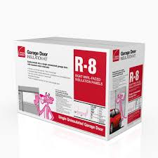 Dimensions Of Single Car Garage Owens Corning Garage Door Insulation Kit 8 Panels Gd01 The