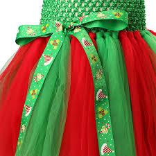 aliexpress com buy ksummeree christmas tree tutu dress girls