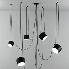 Black Hanging Light Fixture Diy Vintage Retro Black Pendant Lights For Dining Room Aluminum