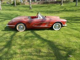 corvette project for sale 1958 chevrolet corvette project car for sale in united states
