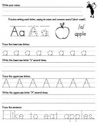 handwriting worksheet a z free printables writing literacy