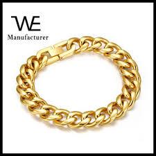 bracelet clasp designs images Latest designs men 39 s stainless steel unique clasp 18k gold chain jpg