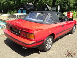 toyota celica convertible for sale uk toyota celica 2 0 gt st 162 convertible cabriolet t bar