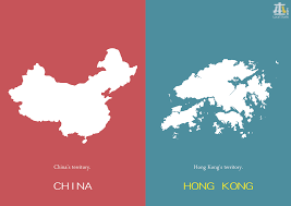 Map Of Hong Kong China by Graphics Showing Why Hong Kong Is Different To China