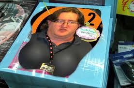 Meme Mouse Pad - if you want to ask that is an oppai mouse pad gabe newell know