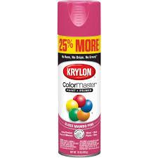 krylon fluorescent paint