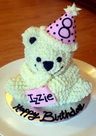 Polar Bear Birthday Cake A Piece Of Cake Utah