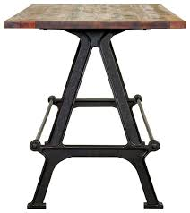 Industrial Bar Table Top Of Metal Bar Table Idea Chetareproject