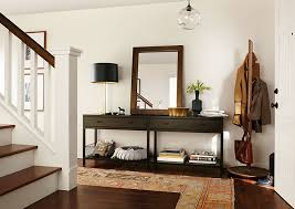 Foyer Console Table And Mirror Entryway Table And Mirror