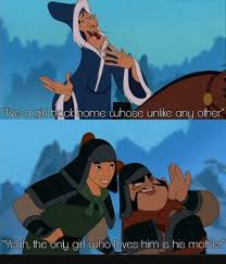 Mulan Meme - mulan was awesome funny memes tv movies music daily lol pics