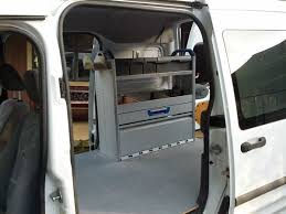 Ford Transit Connect Shelving by Work Truck U2014you U0027re Fired Tools Of The Trade Fleets Trucks And
