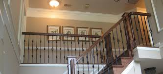 Iron Banister Rails Iron Swap Shop Iron Stair Rail Balusters In Maryland Dc And