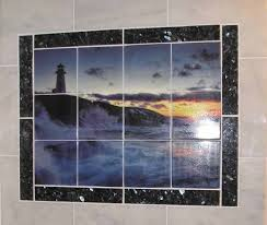 kitchen backsplash bathroom floor tiles hand painted tile