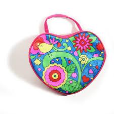 aliexpress com buy 1pc kid u0027s diy cloth handbag with zip mother u0027s