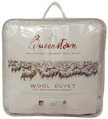 Woolen Duvet Duvet Queenstown 600gsm Made In Nz