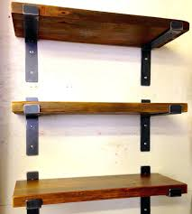 articles with reclaimed wood shelf with brackets tag stupendous