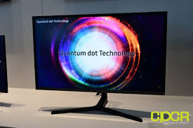 ces 2017 samsung displays stunning cf791 ch711 uh750 quantum